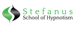 logo stefanus school of hypnotism